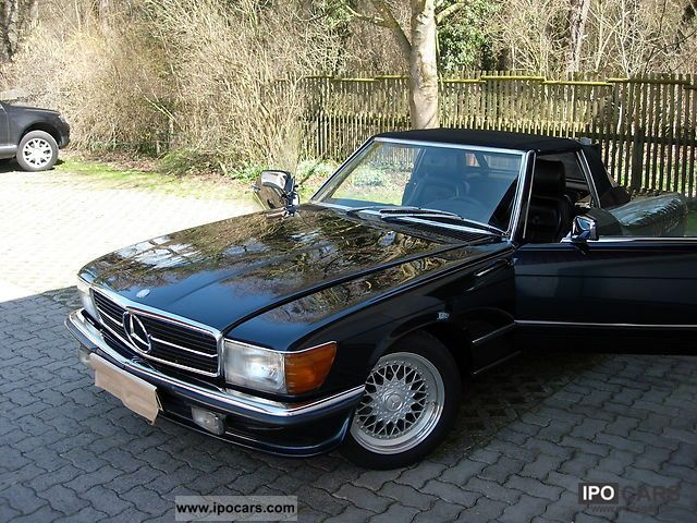 1972 mercedes benz sl 350 car photo and specs