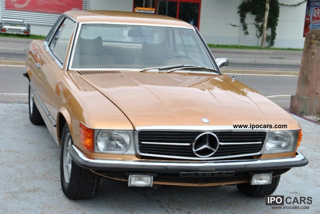 Mercedes-Benz  350 SLC - RARE COLOUR COMBINATION! 1973 Vintage, Classic and Old Cars photo