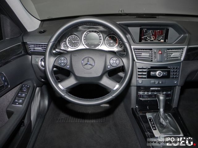 2011 mercedes-benz e 220 cdi avantgarde be (navi xenon) - car