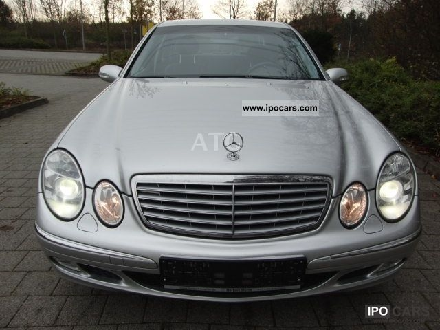 2003 mercedes benz e 240 elegance 1 hd scheckh xenon for Mercedes benz car warranty