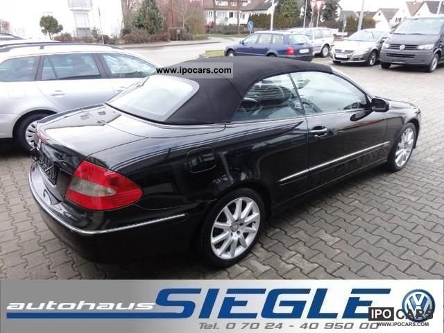2008 mercedes benz clk 320 cdi avantgarde full car photo and specs. Black Bedroom Furniture Sets. Home Design Ideas