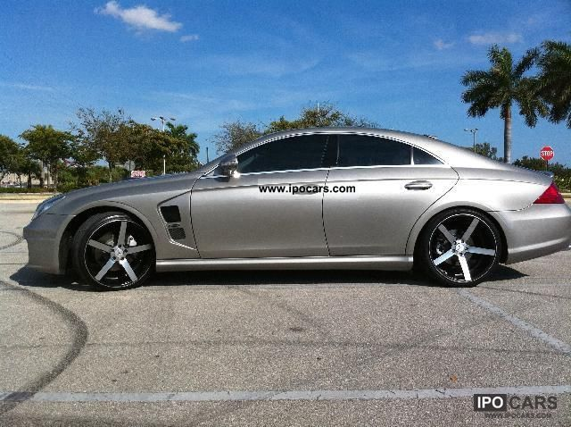 Image gallery 2008 mercedes 500 for 2008 mercedes benz cls 550 reviews