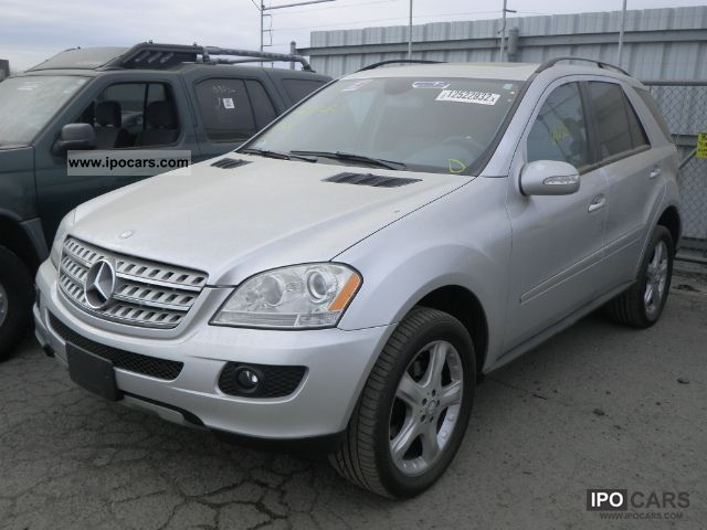 2008 mercedes benz ml 350 car photo and specs for Mercedes benz ml 350 2008