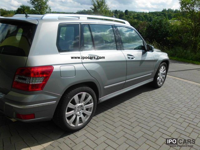 2010 mercedes benz glk 220 cdi 4matic 7g tronic dpf. Black Bedroom Furniture Sets. Home Design Ideas
