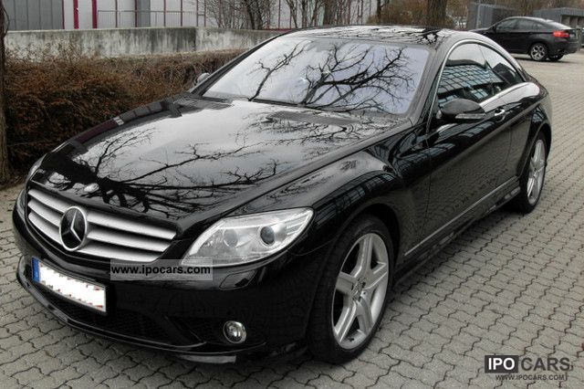 2009 mercedes benz cl 500 4matic 7g keyless go amg distr car photo and specs. Black Bedroom Furniture Sets. Home Design Ideas