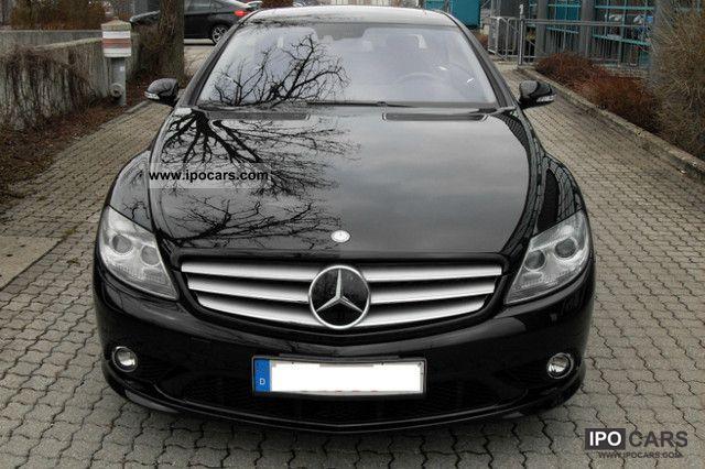 2009 mercedes benz cl 500 4matic 7g keyless go amg distr for Mercedes benz keyless go