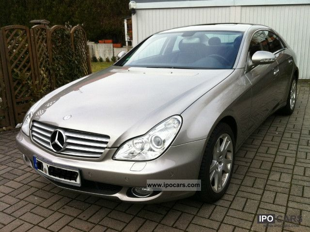 2005 mercedes benz cls 350 comand airmatic bi xenon essd standhzg car photo and specs. Black Bedroom Furniture Sets. Home Design Ideas
