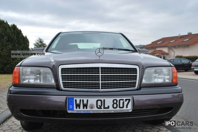 1993 Mercedes-Benz  C 180 Limousine Used vehicle photo