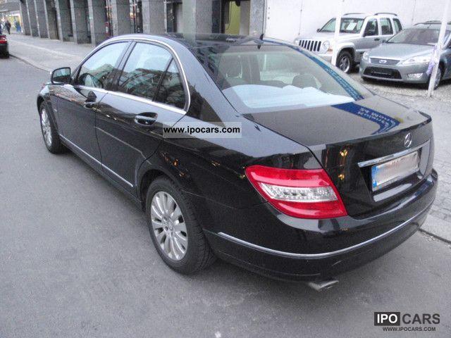 2008 mercedes benz c 220 cdi elegance auto dpf car photo and specs. Black Bedroom Furniture Sets. Home Design Ideas
