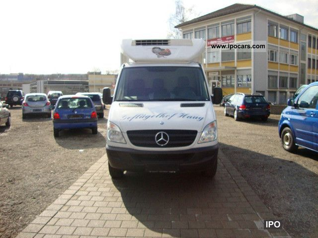 2007 mercedes benz 315 cdi fresh service with standard for Mercedes benz f service