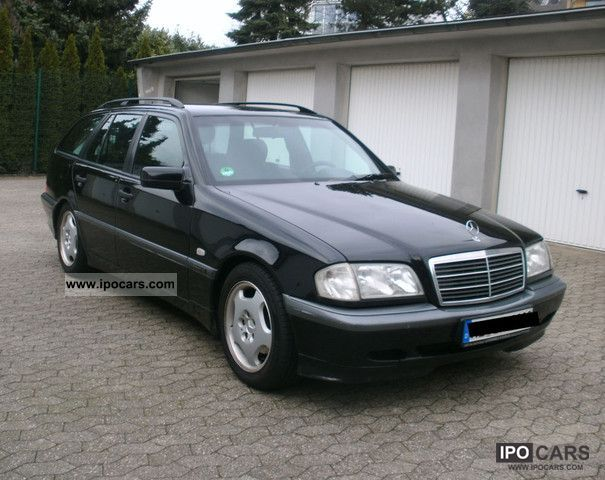 2000 mercedes benz c 200 d elegance car photo and specs. Black Bedroom Furniture Sets. Home Design Ideas