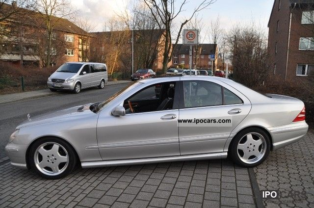 2002 mercedes benz s 320 amg package keyless go soft close car photo and specs. Black Bedroom Furniture Sets. Home Design Ideas