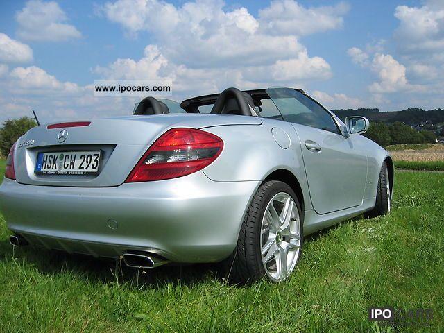 2008 mercedes benz slk 200 car photo and specs. Black Bedroom Furniture Sets. Home Design Ideas