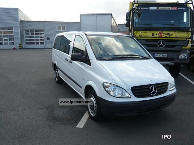 Mercedes 9 Seater Mercedes Benz Vito 9 Seater