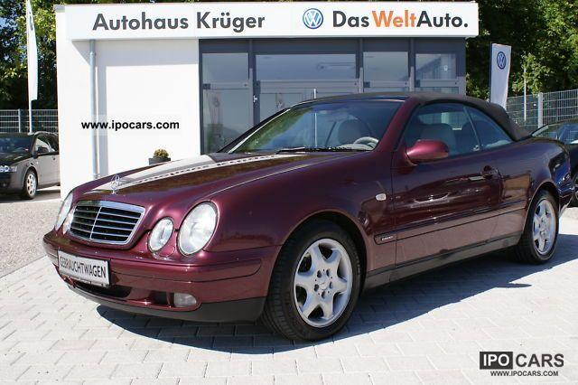 2000 mercedes-benz clk 320 * reduced * - car photo and specs
