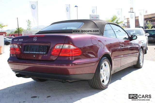 2000 mercedes benz clk 320 reduced car photo and specs for 2000 mercedes benz clk 320