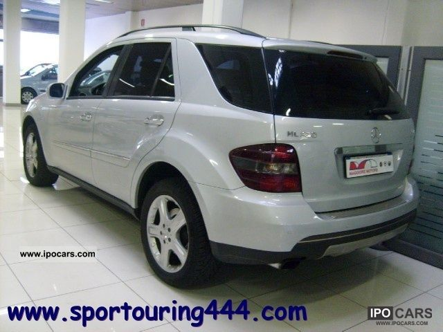 2006 mercedes benz ml 320 cdi sport car photo and specs. Black Bedroom Furniture Sets. Home Design Ideas