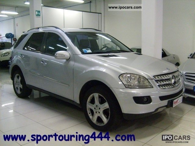 2006 Mercedes-Benz  ML 320 CDI Sport Off-road Vehicle/Pickup Truck Used vehicle photo