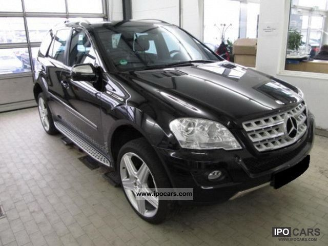 2008 mercedes benz ml 320 cdi 4matic 21 inch navi pdc leather xennon car photo and specs. Black Bedroom Furniture Sets. Home Design Ideas