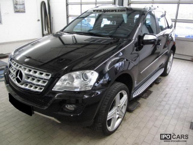 2008 mercedes benz ml 320 cdi 4matic 21 inch navi
