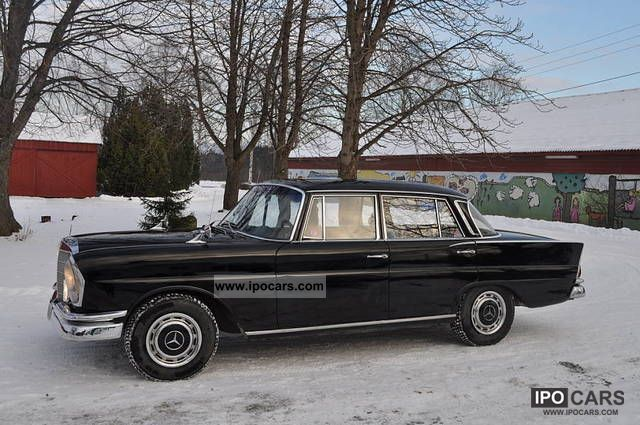 Mercedes-Benz  230 1967 Vintage, Classic and Old Cars photo