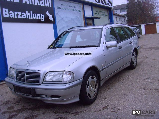 2000 mercedes benz c 250 td t classic from 2 hand with d3. Black Bedroom Furniture Sets. Home Design Ideas