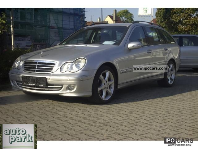 2006 mercedes benz c 220 t cdi avantgarde automatic dpf sports editi car photo and specs. Black Bedroom Furniture Sets. Home Design Ideas