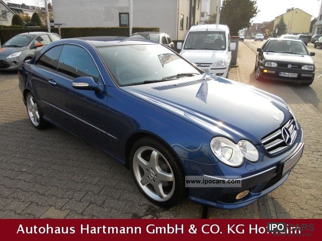 2002 mercedes benz clk 240 avantgarde amg car photo for Mercedes benz clk 240