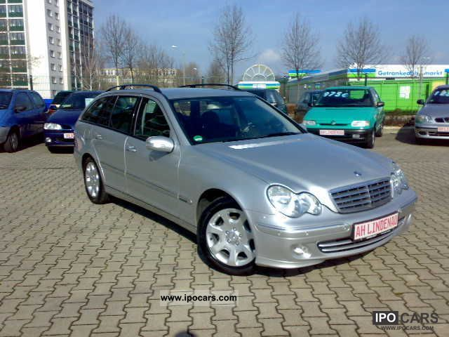 2005 mercedes benz c 200 cdi elegance auto full service for Mercedes benz f service