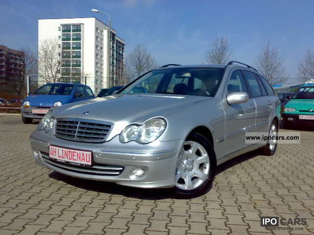 2005 mercedes benz c 200 cdi elegance auto full service for Mercedes benz service c