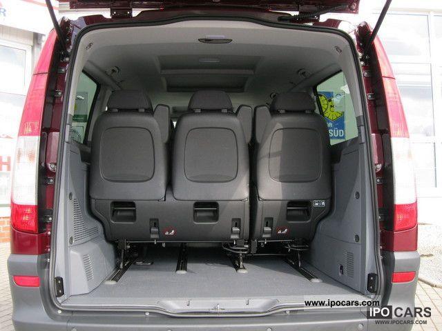2010 mercedes benz vito 115 cdi automatic long extra plus car photo and specs. Black Bedroom Furniture Sets. Home Design Ideas