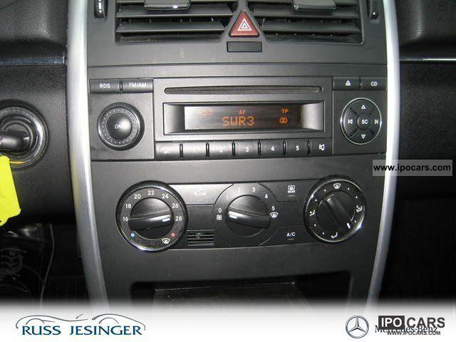 2007 Mercedes Benz B 180 Cdi Climate Dpf Nsw Car