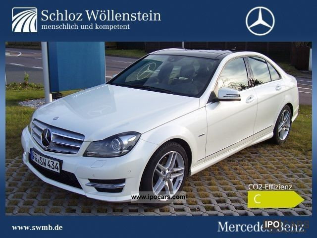 2011 mercedes benz c350 cdi amg avantg distronic for Mercedes benz c350 horsepower