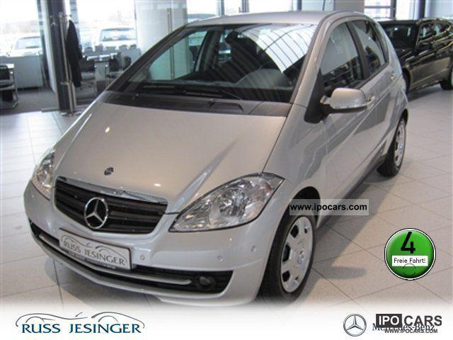 2009 mercedes benz a 170 parktronic air nsw car for Mercedes benz parktronic