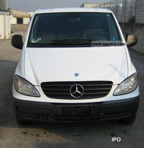 Mercedes-Benz Vito 115 Long 2.2CDiCDI 2005 Used vehicle photo