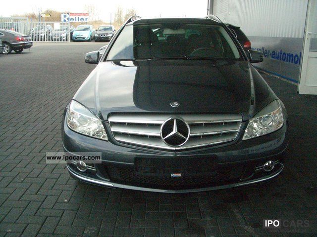 2010 Mercedes Benz C 220 Cdi Blueefficiency Avantgarde