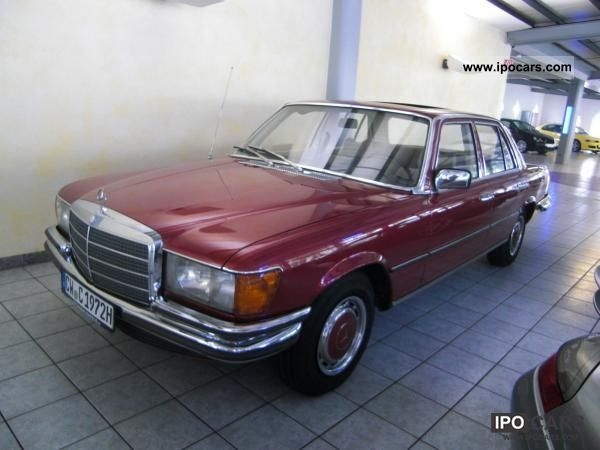 Mercedes-Benz  280 SE 1972 Vintage, Classic and Old Cars photo