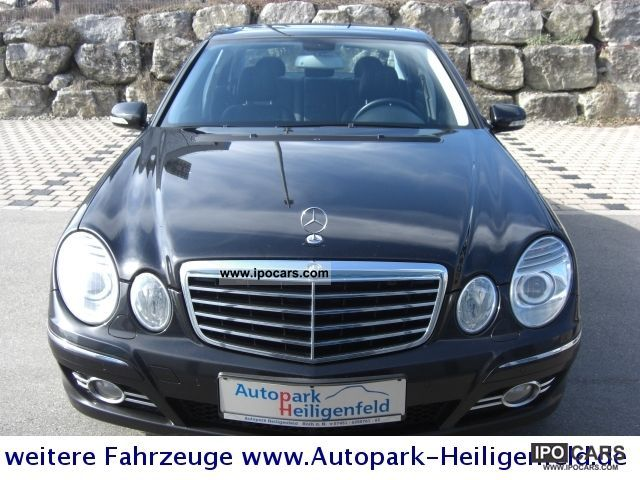 2008 mercedes benz e 420 cdi avantgarde 7g tron dpf sport full line car photo and specs. Black Bedroom Furniture Sets. Home Design Ideas