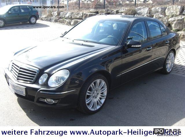 Mercedes Benz E420 Cdi For Sale
