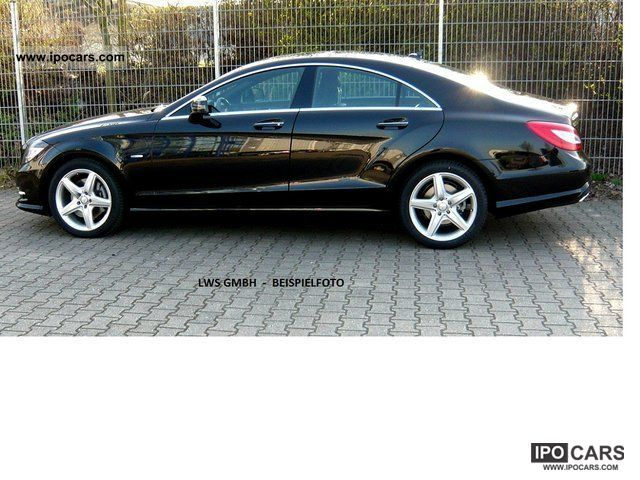2011 mercedes benz cls 250 cdi blueeff sport package amg for Mercedes benz cl 250 coupe