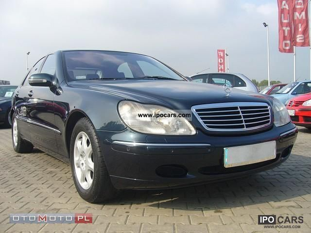 1999 mercedes benz s 430 pe na opcja car photo and specs for Mercedes benz s 430