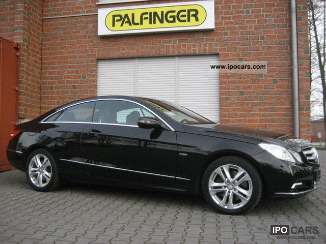 2010 mercedes benz e 350 cdi blueefficiency coupe dpf 7g tronic ava car photo and specs. Black Bedroom Furniture Sets. Home Design Ideas