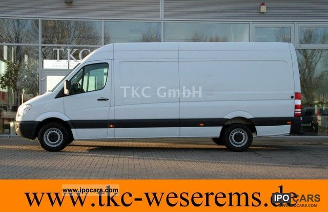 2010 Mercedes-Benz  Sprinter MAXI € 5 Box 319 CDI/4325 Other Used vehicle photo