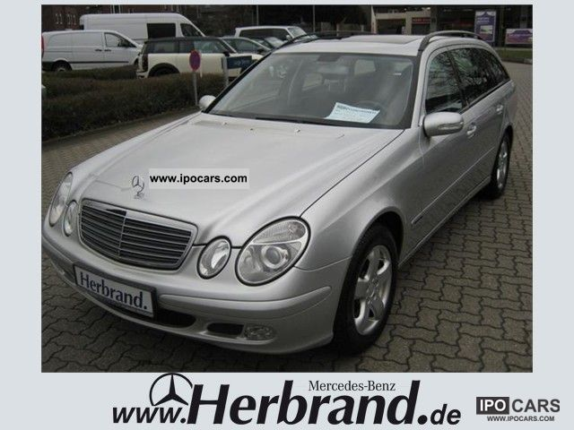 2004 mercedes benz e 220 cdi navi shd car photo and specs. Black Bedroom Furniture Sets. Home Design Ideas