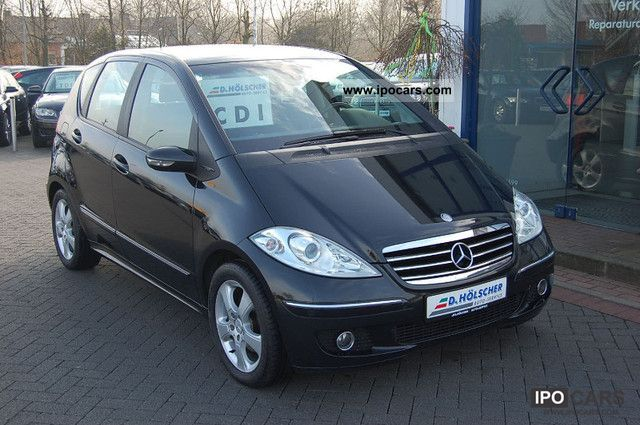 2004 Mercedes-Benz  A 180 CDI Avantgarde DPF Limousine Used vehicle photo