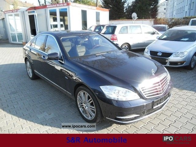 Mercedes-Benz  S 400 HYBRID/7G / FACELIFT/MOD.2010 2009 Hybrid Cars photo
