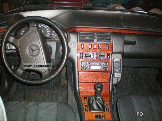 1998 Mercedes Benz E 240 T Air Car Photo And Specs