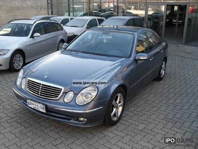 2005 Mercedes-Benz  Classe E 280 CDI avant cat cambio automatico Limousine Used vehicle photo
