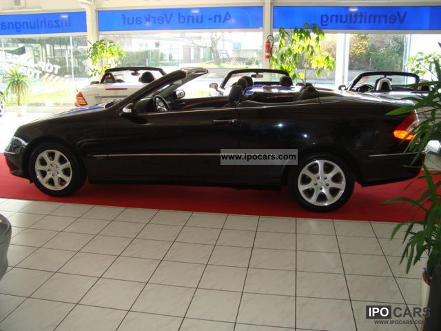 2003 mercedes benz clk 240 elegance xenon wheels auto for Mercedes benz clk 240