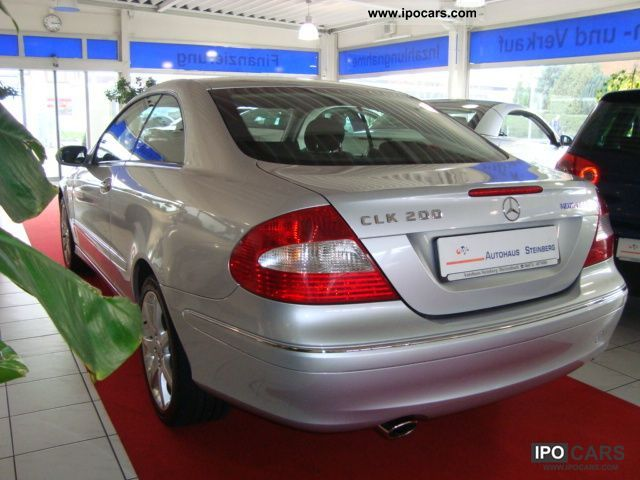2005 mercedes benz clk 200 kompressor elegance automatic alloy wheels car photo and specs. Black Bedroom Furniture Sets. Home Design Ideas